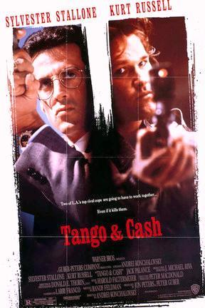 poster for Tango & Cash