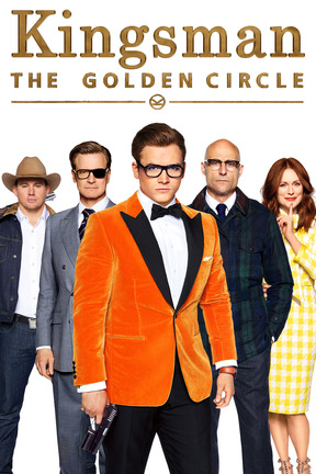 poster for Kingsman: The Golden Circle