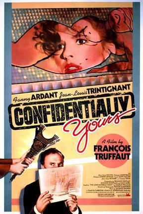 poster for Confidentially Yours