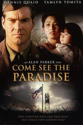 poster for Come See the Paradise