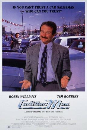 poster for Cadillac Man