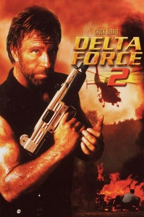 poster for Delta Force II