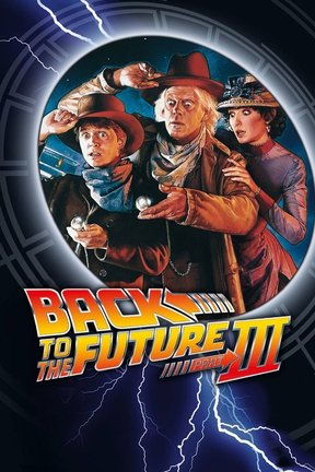 poster for Back to the Future Part III