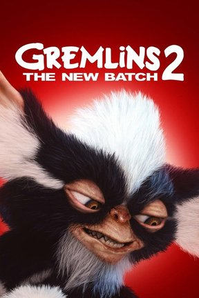 poster for Gremlins 2: The New Batch