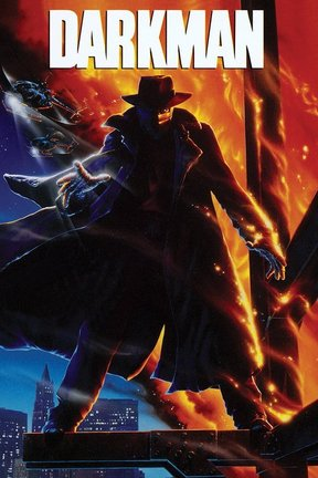 poster for Darkman