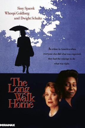 poster for The Long Walk Home