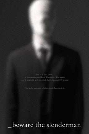 poster for Beware the Slenderman