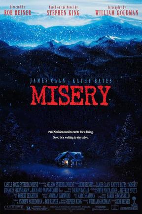 poster for Misery