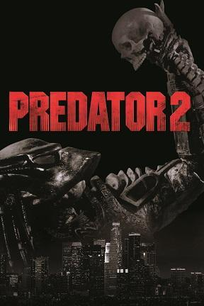poster for Predator 2