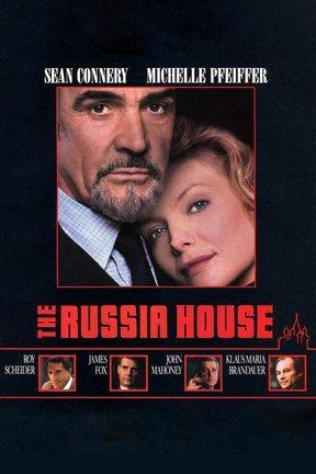 poster for The Russia House