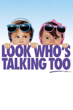 poster for Look Who's Talking Too