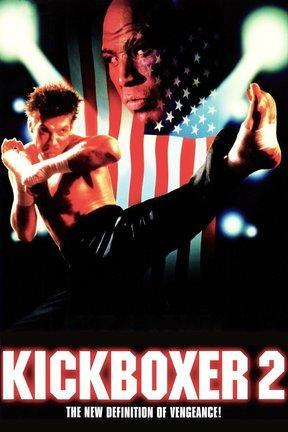 poster for Kickboxer 2