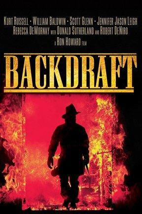 poster for Backdraft