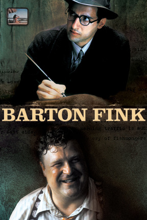 poster for Barton Fink