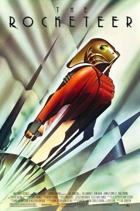 poster for The Rocketeer