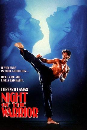 poster for Night of the Warrior