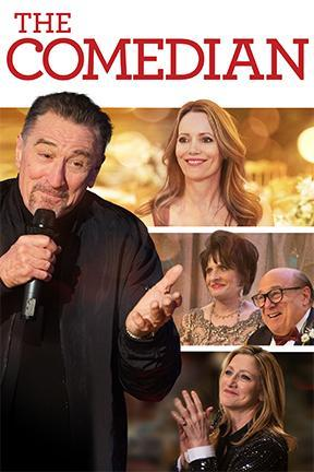 poster for The Comedian