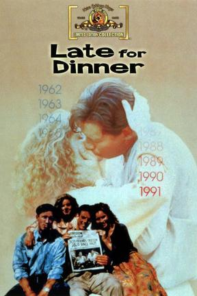 poster for Late for Dinner