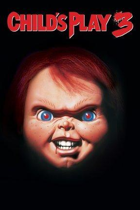 poster for Child's Play 3