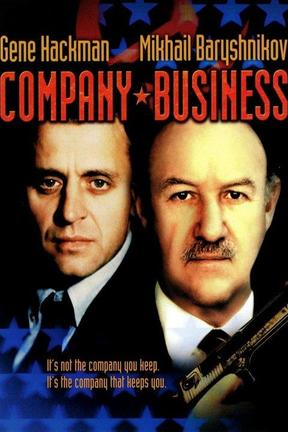 poster for Company Business