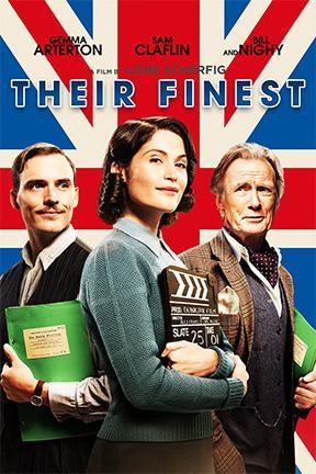 poster for Their Finest