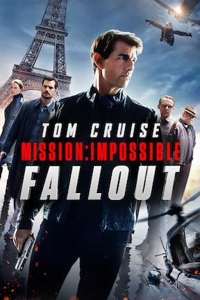 poster for Mission: Impossible -- Fallout