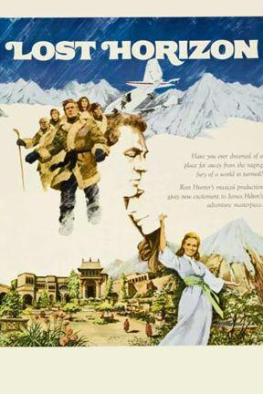 poster for Lost Horizon