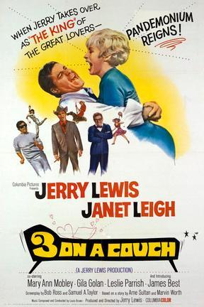 poster for Three on a Couch