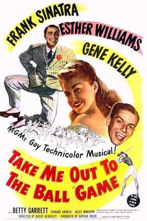 poster for Take Me Out to the Ball Game