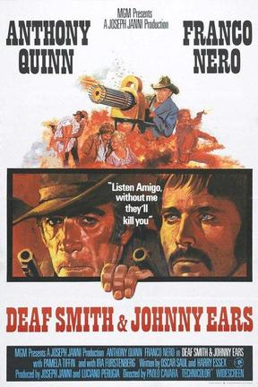 poster for Deaf Smith and Johnny Ears