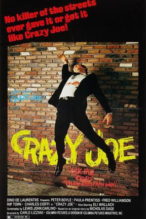 poster for Crazy Joe