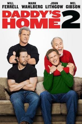 poster for Daddy's Home 2
