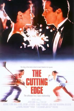 poster for The Cutting Edge