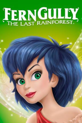 poster for FernGully ... the Last Rainforest