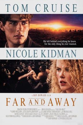 poster for Far and Away