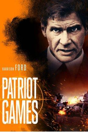 poster for Patriot Games