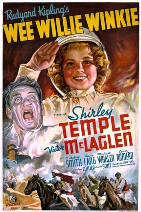 poster for Wee Willie Winkie
