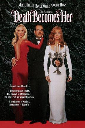 poster for Death Becomes Her
