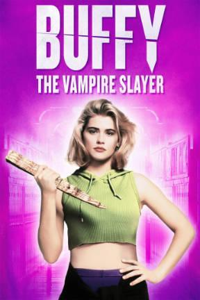 poster for Buffy the Vampire Slayer