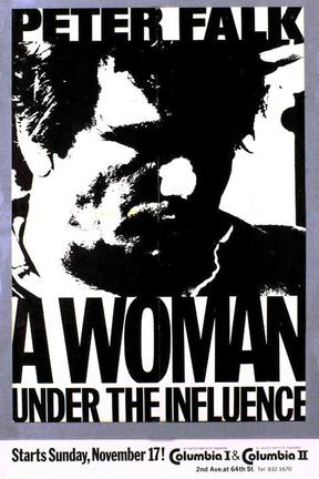 poster for A Woman Under the Influence