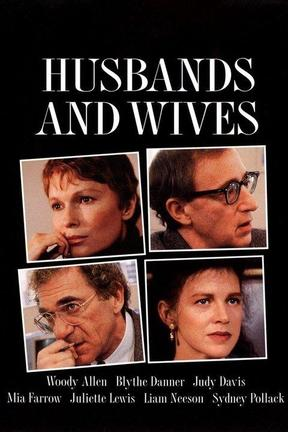 poster for Husbands and Wives