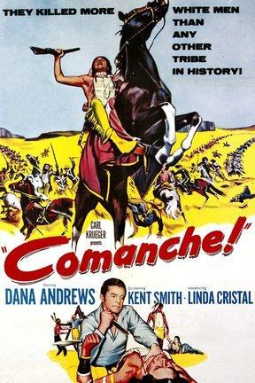 poster for Comanche