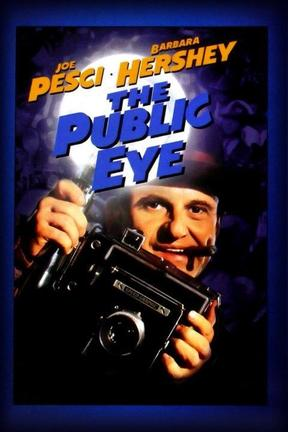 poster for The Public Eye
