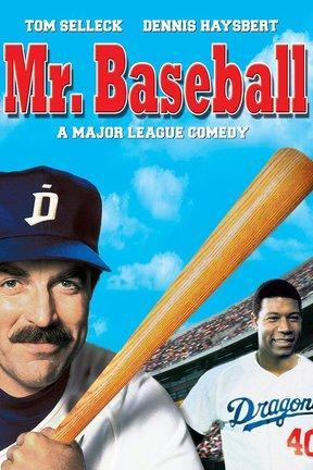 poster for Mr. Baseball