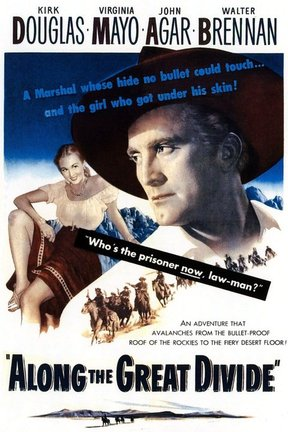 poster for Along the Great Divide