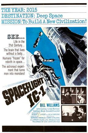 poster for Spaceflight IC-1