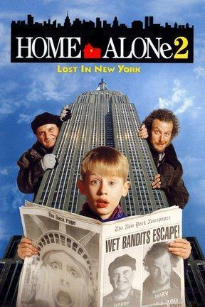 poster for Home Alone 2: Lost in New York