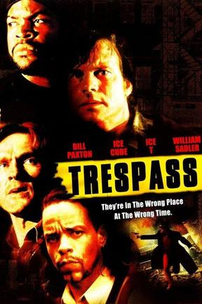 poster for Trespass