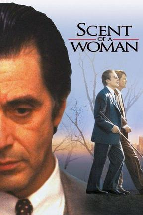 poster for Scent of a Woman