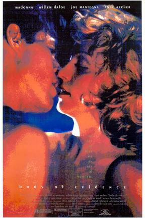 poster for Body of Evidence